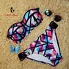 2016 New Women Sexy Bikini Set Swimwear Push Up Bikinis Low Waist Swimsuit Bathing Woman Swimwears