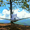 Jungle 3 4 Person Double Layer Tree Tent Outdoor Hanging Camping Survivor Mult Ifunction Portable Mosquitoes