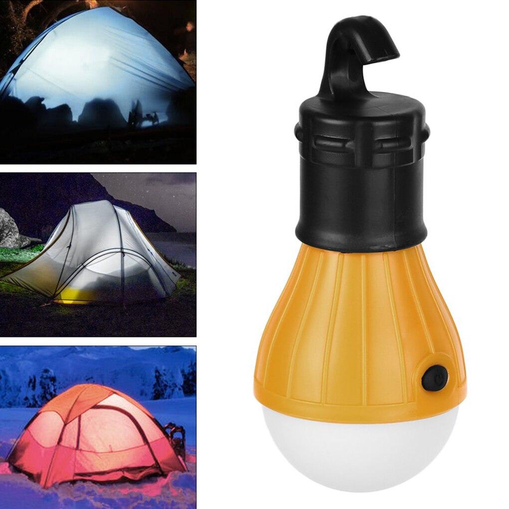 Портативный фонарик для рыбалки и палатки