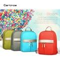 Cartinoe Fashion Women Backpack Girls Minimalist School Book Bag Female Waterproof Laptop Bag 11.6 12 Laptop backpacks for teens