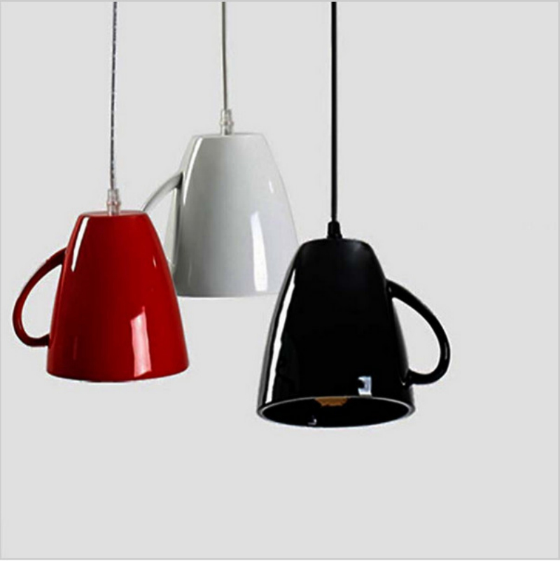 Us 36 75 25 Off 2017 Hot New Three Colours Pendant Light Art Decorative Hanging Lamp Led Bulb Lighting Shade Retro Loft For Parlor In