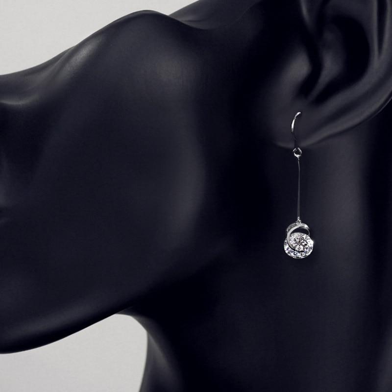 Neoglory Österrike Crystal & Rhinestone Drop örhängen Långa - Märkessmycken - Foto 6