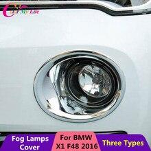 Fog-Lights-Trim Car-Accessories Sticker for BMW X1 2pcs/Set F48