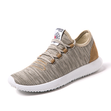 Breathable Mesh Running Shoes For Man Lightweight Summer Outdoor Sports Shoes Comfortable baskets homme chaussure sport homme