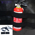New Arrival 2pcs Car Trunk store content bag Rapid Fire extinguisher Holder Safety Strap Kit M27