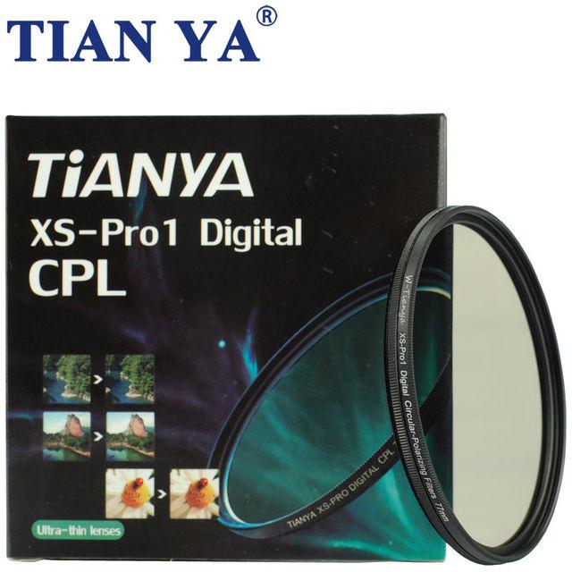 b10df167e8a28f Wtianya CPL 95mm MC CPL c-filtre polarisant ultra-mince lunettes de soleil  pour