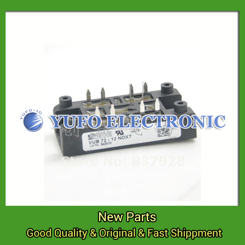 цена на 1PCS VUB72-12NOXT power Module YF0617 Relays