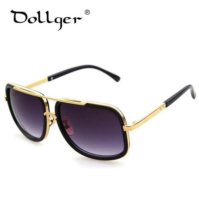Dollger - Lunette de soleil - Femme - or - k8wsYtbC