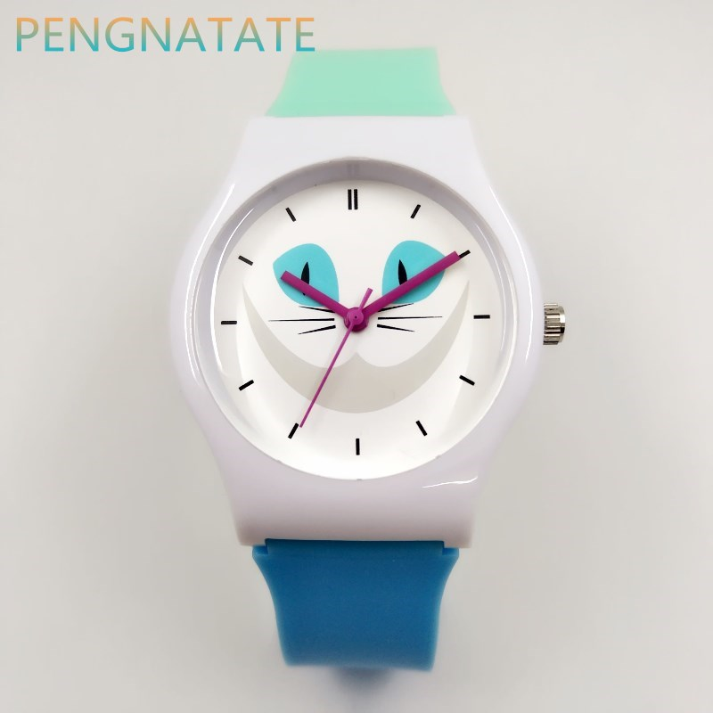 Fashion WILLIS Brand Silicone Women Watches Quartz Clock Casual Water Resistant Girls Jelly watches Lady Wristwatch