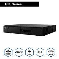 HiLook 4/8ch CCTV System Onvif NVR 104MH C/4P & NVR 104MH C/4P Hikvision Plug & Play 4/8 Channel 4K PoE NVR 1 SATA VCA Detection