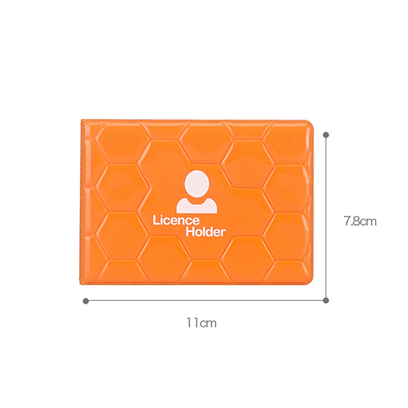 M Square Travel Credit Card Holder Driving License Cover ID ...