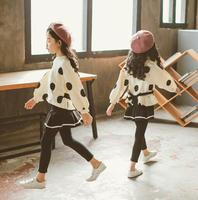 Children Clothing Sets For Girls Spring Autumn Teenage Girls Casual Outfits Long Sleeve 6 8 10