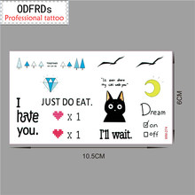 601b233fc485b High Quality Small Love Tattoos-Buy Cheap Small Love Tattoos lots ...