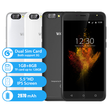 S6 Lite Dual Real Camer 5.5 inch 3G Smartphone MTK6580 Quad Core 1GB RAM 8GB ROM 8MP+5.0MP Camera Android 7.0 OTG Mobile Phone
