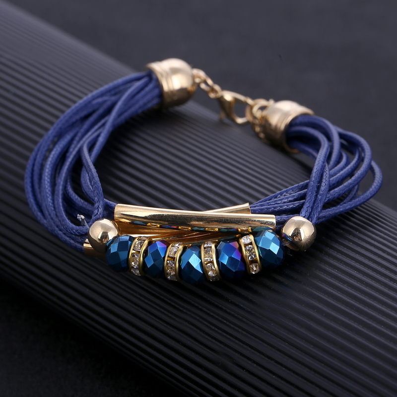 Leather Bracelet for Women HTB1P q0a ZKL1JjSZFIq6x DFXa6