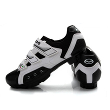 TIEBAO Professional Bicycle Cycling Shoes MTB Mountain Bike Self-Locking Shoes Men Women Nylon-fibreglass Sole Athlet Shoes