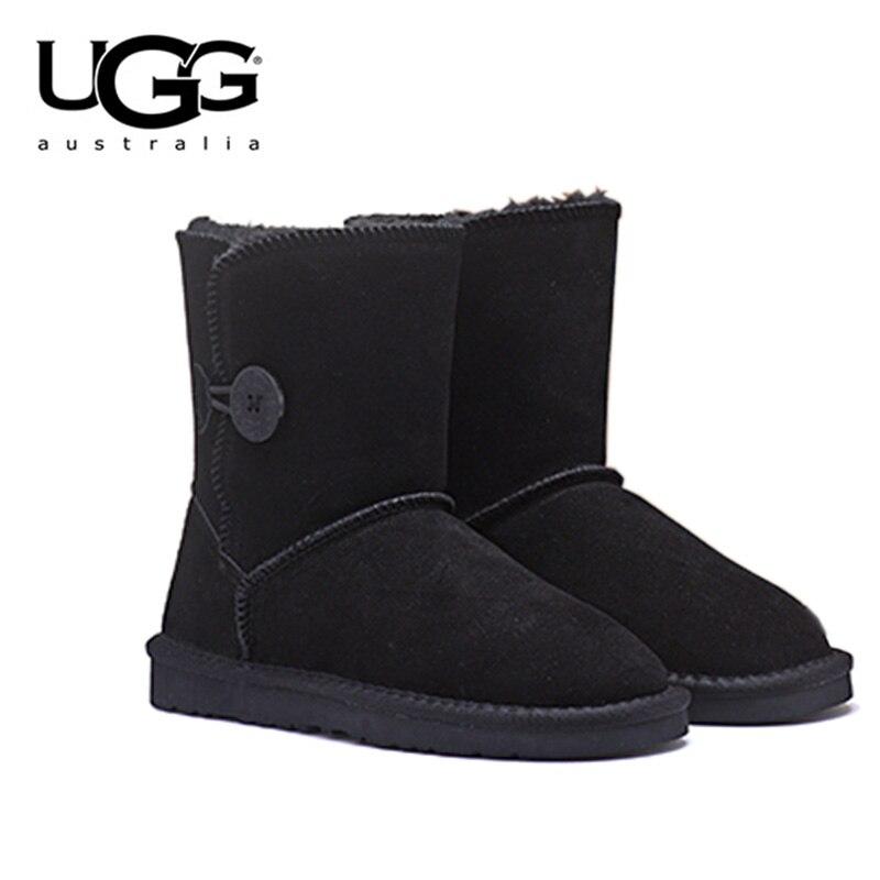 2019 Nuovo Arrivo Originale UGG Stivali 5803 Delle Donne scarpe Sexy di Inverno Stivali da neve uggs UGG Classico delle Donne Del Polsino Breve caricamento del sistema di inverno
