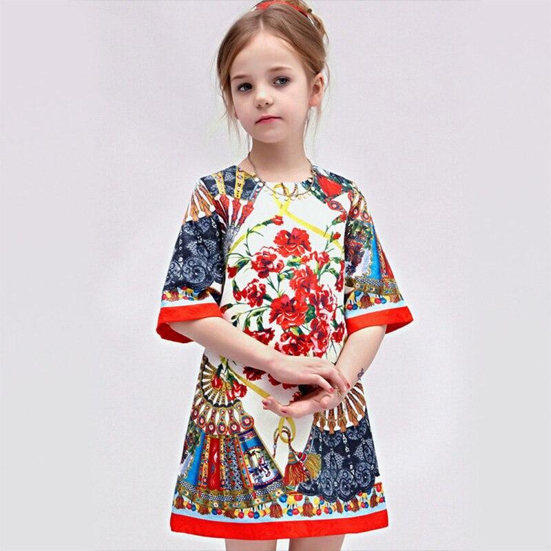 Платья для девочек милана