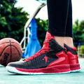 Мужская Легкая Баскетбольная обувь Jordan  дышащие противоскользящие баскетбольные кроссовки  мужские спортивные ботильоны на шнуровке  обув...