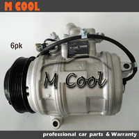 Высокое качество авто AC компрессор для Toyota Land Cruiser 100 Prado UZJ100 Lexus LX470 LS400 8832060680 8832060681 883206068184