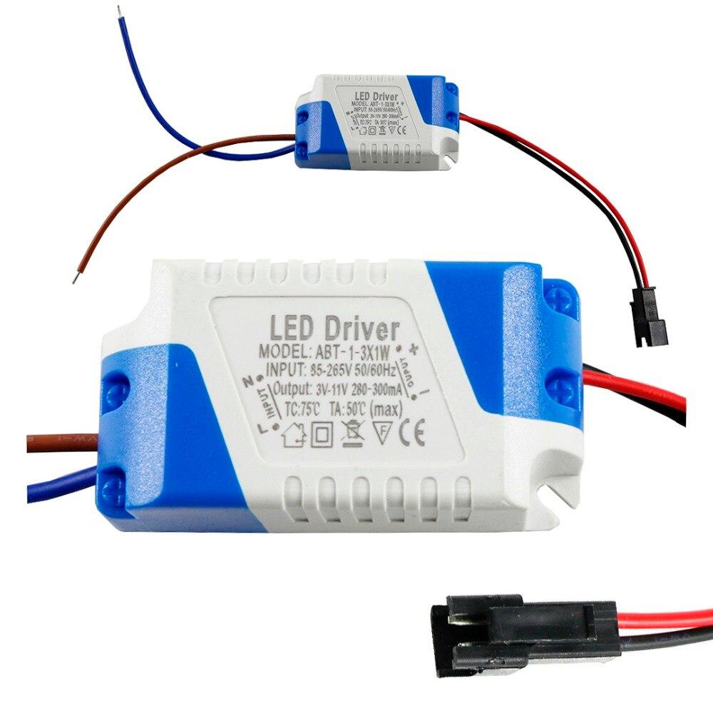 5pcs Lot Isolated 600ma 3 4x3w Dc 6v 14v Led Driver 3x3w Power Dc5v To Dc30v Converter By 74hc14 Lighting Transformers Ac85265v Dc311v Supply 1w 2w 3w