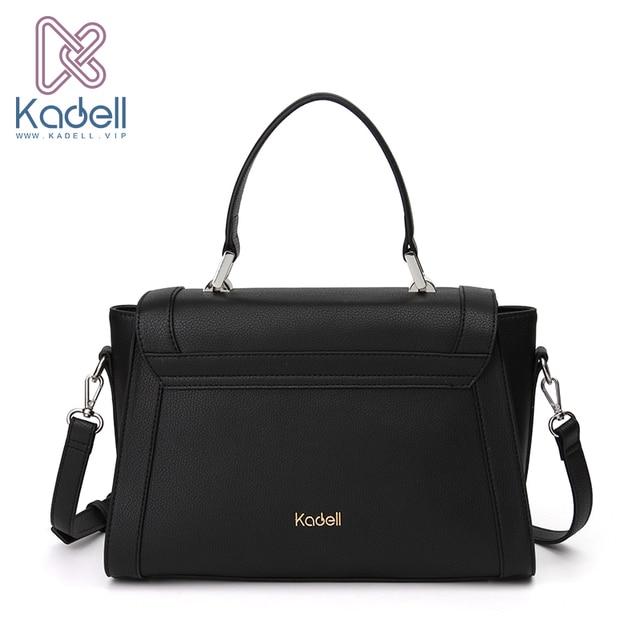 Kadell Новая Англия Стиль роскошные сумки женские сумки Дизайнер Высокое качество ранцы Брендовые женские сумки через плечо из искусственной кожи
