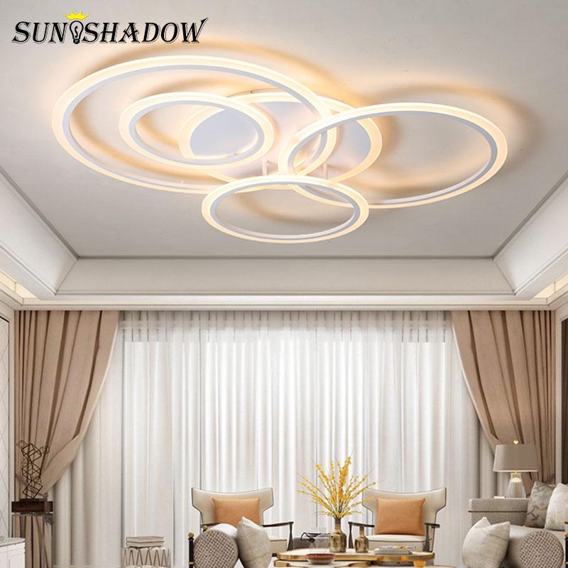 plafondlamp moderno led luz teto para 02