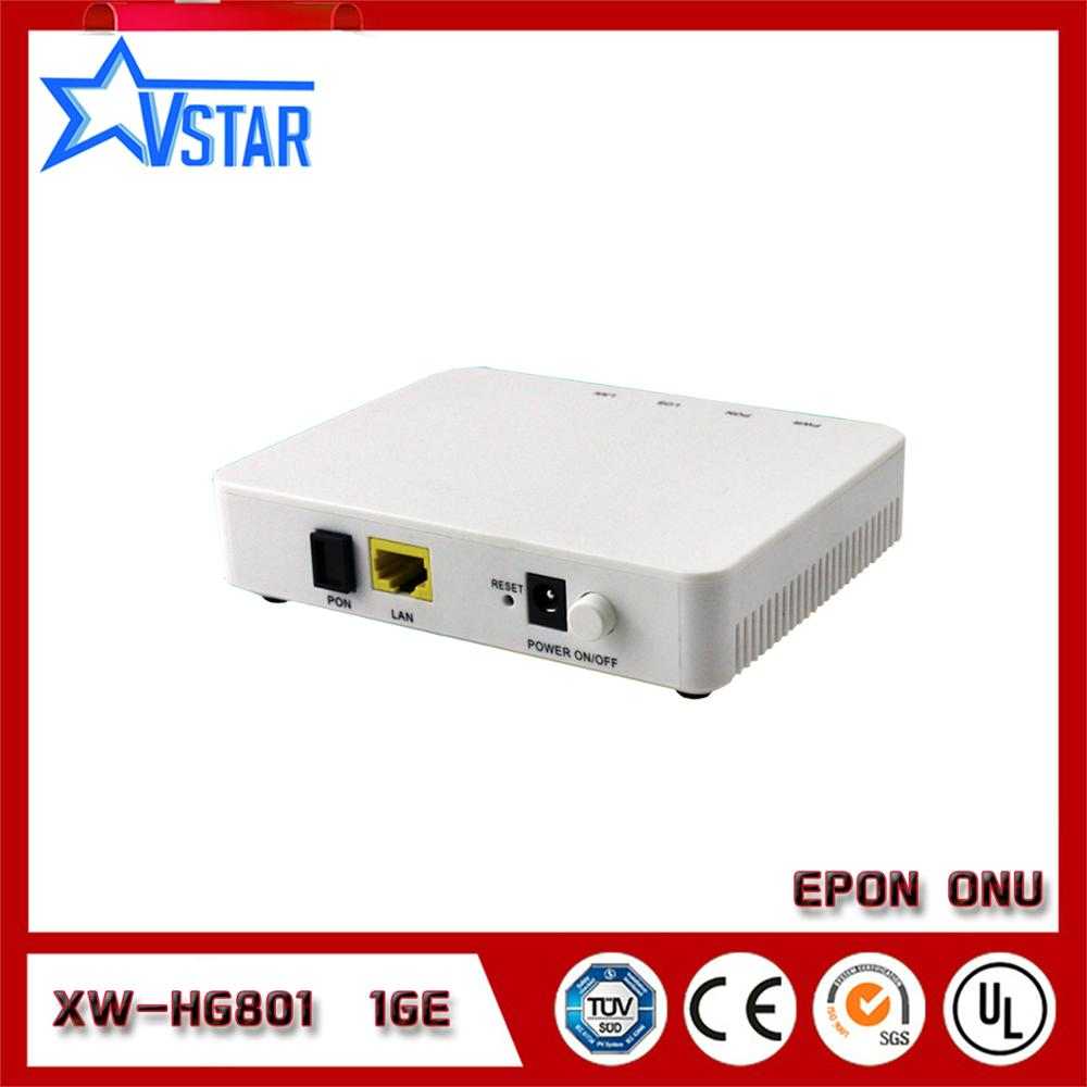Hottest Original Second-hand Used Hg8010h Epon Onu Ont Ftth Sfu Router Mode 1ge Lan Port Epon Terminal Bridge Model Fiber Optic Equipments Communication Equipments