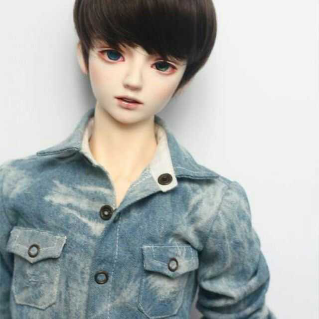 HeHeBJD Ball Jointed Doll 1/3 Jin  Handsome And Charming With Eyes Resin Figures Gift Toys For Sale