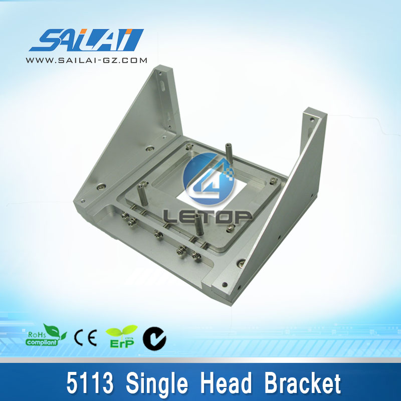 5113 eco solvent printer 5113 single head bracket for  metal