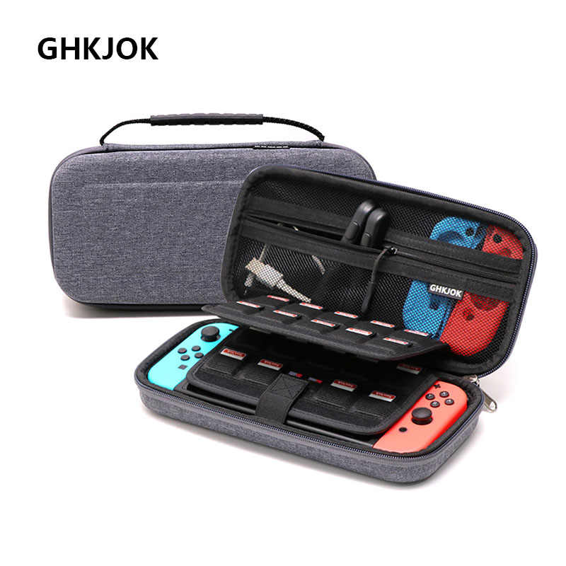 EVA Protective Storage Bag for Nintend Switch Nintendos Switch Console Durable Nitendo Case for NS Nintendo Switch Accessories