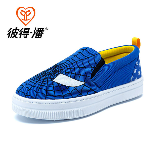 Boys Girls Skateboarding Shoes Nonslip Kids Sneakers Children Sport Shoes Spider Shoes China Shop Online