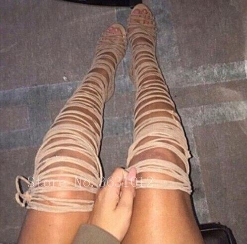 Chaussures Glissière Gland talon Style As Pic Protège De Femme 2019 Au Hauts Cuir Femmes Bottes Pic Mariage Mode En Dos Découpes D'été Talons Véritable as Tnn5WPZ1q6