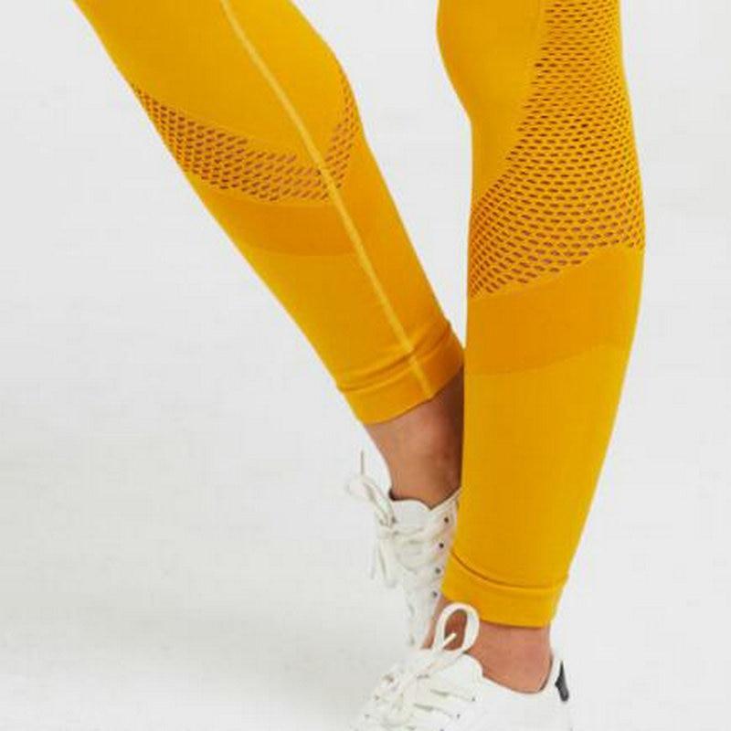 Leggings de Fitness Legging Fêmea Correndo Legging Calças