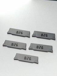 Nowy 10 sztuk DGN 2002J IC928 ostrze cnc z węglików spiekanych w Akcesoria do elektronarzędzi od Narzędzia na
