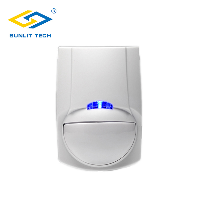 Wireless Indoor PIR Sensor Wide Angle Infrared Detector 433MHz Motion Sensor Detector for WIFI GSM Home Security Alarm SystemWireless Indoor PIR Sensor Wide Angle Infrared Detector 433MHz Motion Sensor Detector for WIFI GSM Home Security Alarm System