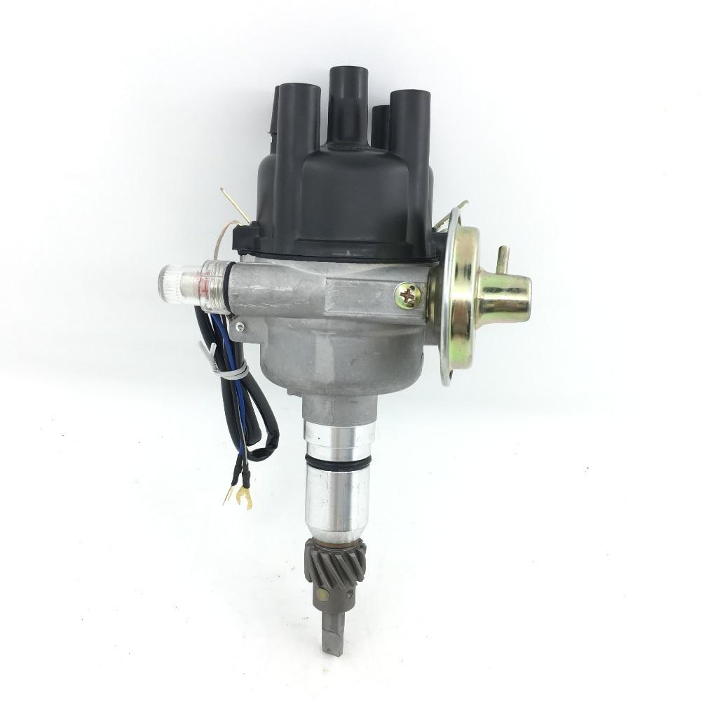SherryBerg New ELECTRONIC DISTRIBUTORS fit TOYOTA ENGINES 12R 12RM 12RM 12RJ недорго, оригинальная цена