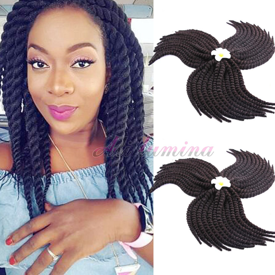 Crochet Box Braids Jumbo : Online Buy Wholesale crochet braid hairstyles from China crochet braid ...