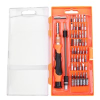 High Quality 54 In 1 Household Hand Tool Set Kit Electric Tool Box Screwdriver Multi Tool
