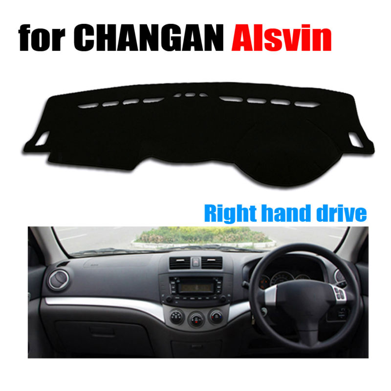 font b Car b font dashboard covers mat for CHANGAN Alsvin all the years Right
