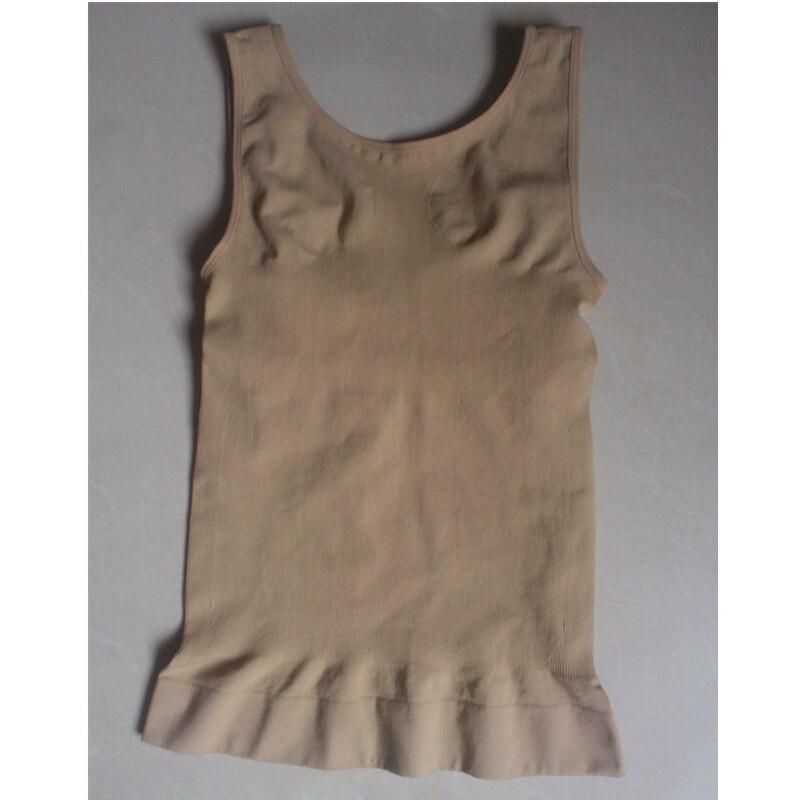 e093312d1aaac Sale Genie Bra Cami Tank Top Women Body Shaper Removable Shaper Underwear  Slimming Vest Corset Slimming Camisole Dint-in Tops from Underwear    Sleepwears on ...
