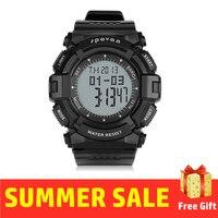 Vender Relojes deportivos de marca SPOVAN para hombres reloj militar reloj de mujer impermeable/luz de fondo LED/alarma/cronómetro/temporizador blade4upa