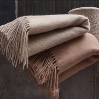 100% Pure Wool Scarves Women Winter Warm Scarf 2018 Luxury Shawls and Wraps for Ladies Women Blanket Scarf Wool Winter Scarfs