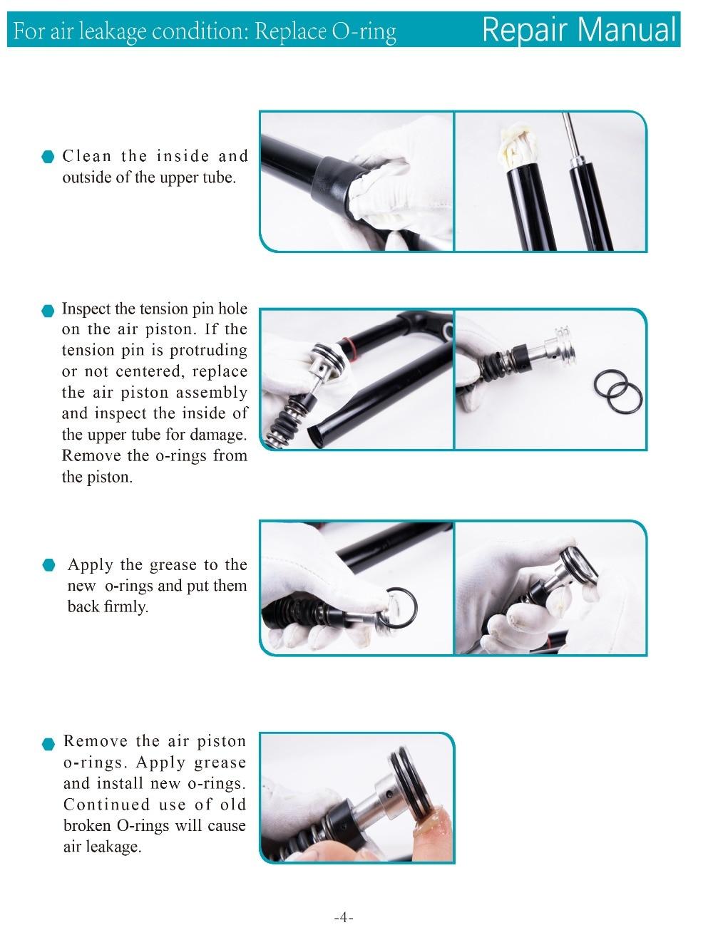 UDING fork -6