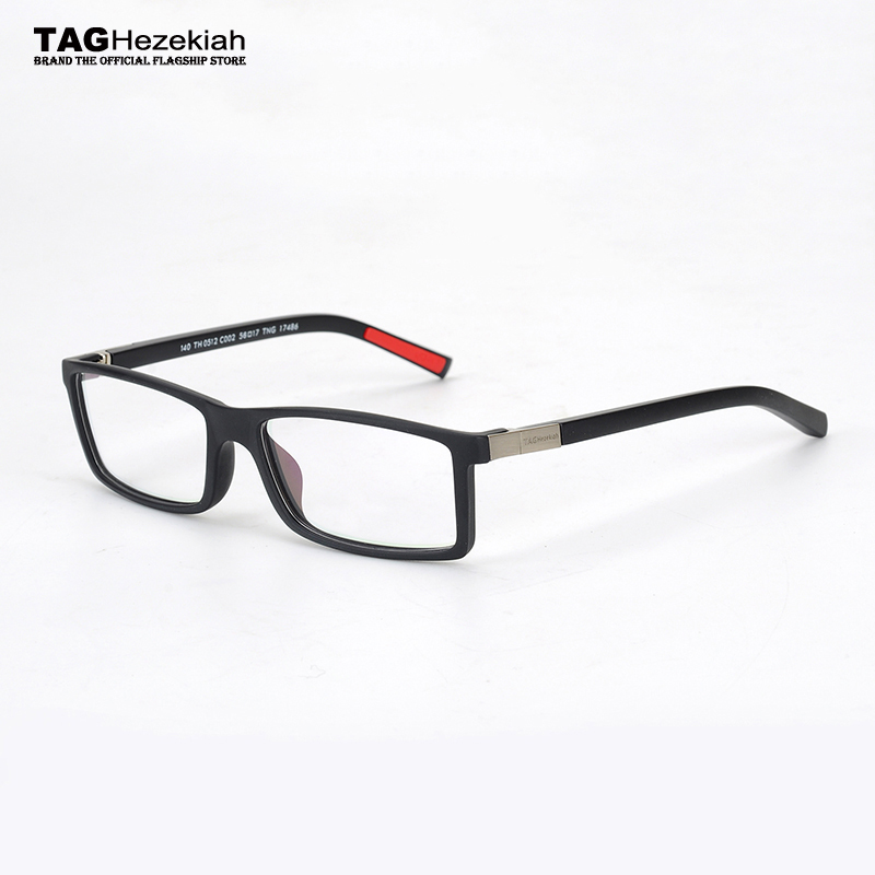 Eyeglass Frame Fashion 2017 : 2017 retro fashion eyeglasses frames men brand TAG ...