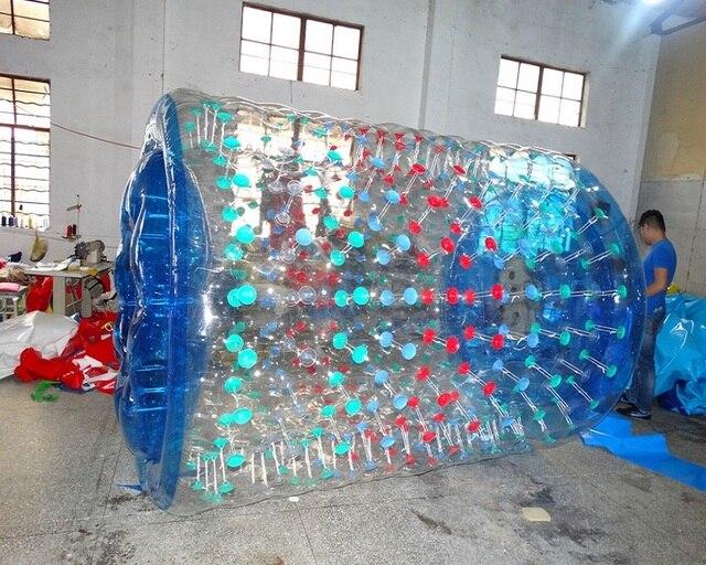Boule gonflable de marche de leau de parc aquatique de points de vente dusine boule gonflable de marche de leau de haute qualité