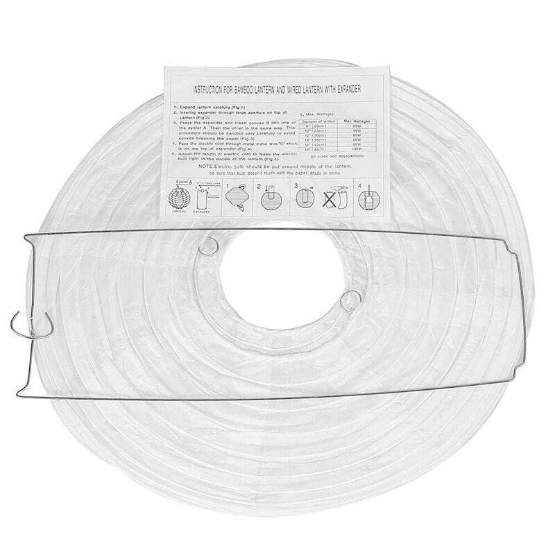 Chinese paper lantern for wedding (9)