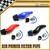 JDM Racing Tubo de Admisión de Aire Con el Kit de Montaje de Aire Filtro de la Energía Kits Para Honda EK EG CIVIC FIT