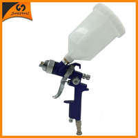SAT1191 high quality paint spray gun airbrush pneumatic machine tools spray gun paints nozzle 1.4 for car painting