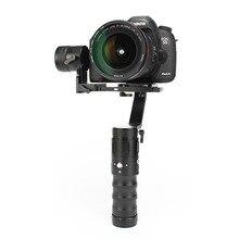 professional stabilizer 360 degrees Stabilizer Handheld Camera Gimbal EC1 3-Axis for DSLR camera digital camera camcorder use